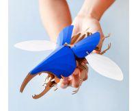 Escarabajo Hercules deep blue
