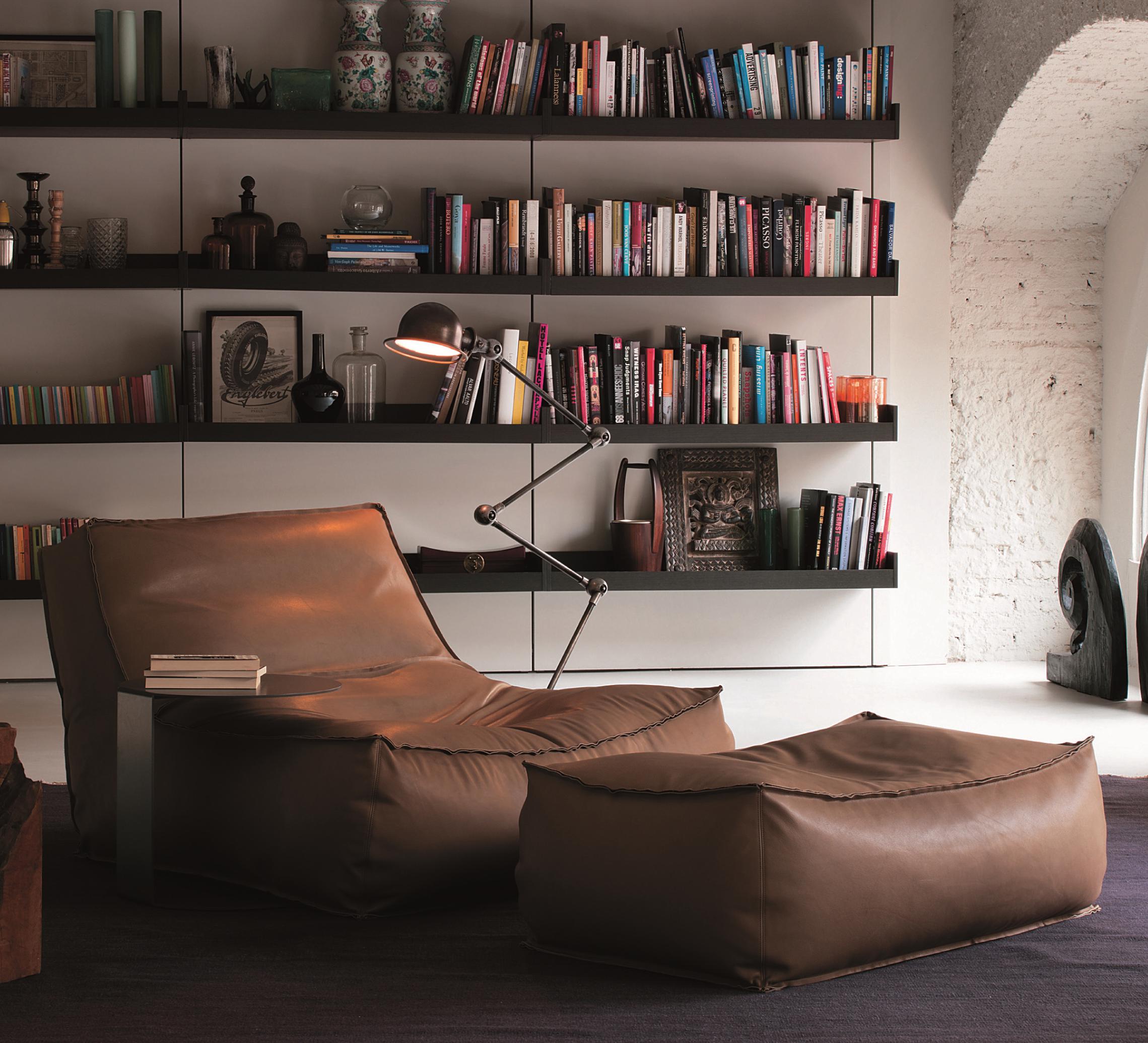 Puf Zoe Chaise Lounge 108 * Verzelloni