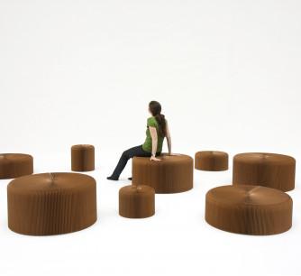 Taburete fanning stool * molo design