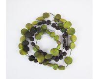 Collar Stones Long verde