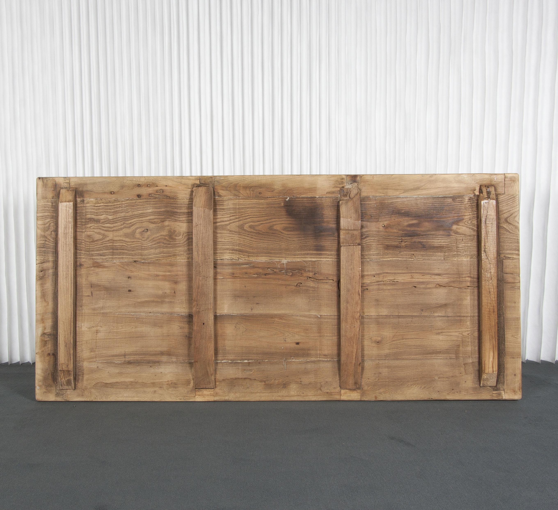 Mesa comedor madera de olmo
