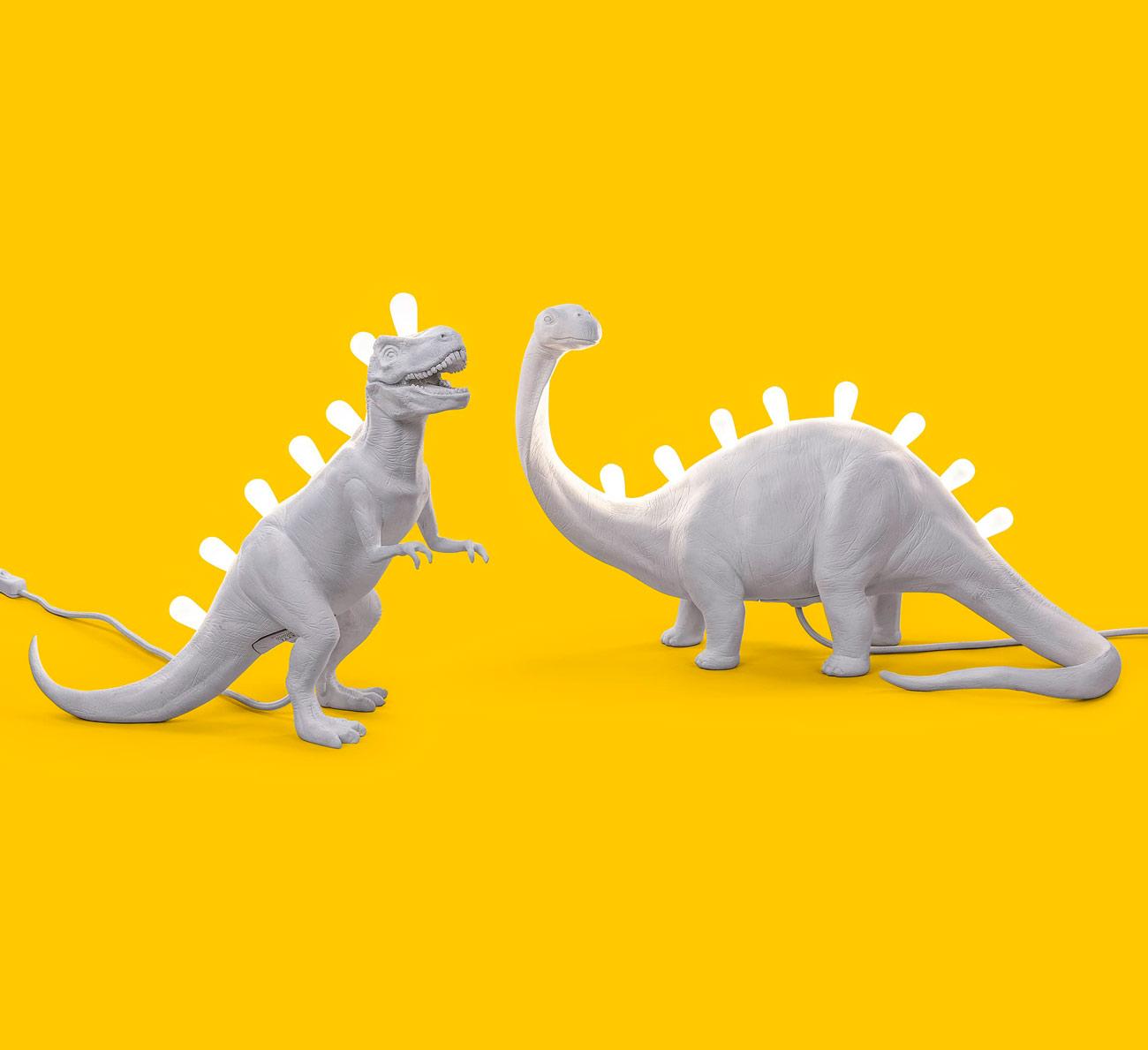 Lámpara LED Dinosaur * Seletti
