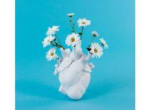 Jarrón corazón Love in Bloom | Seletti