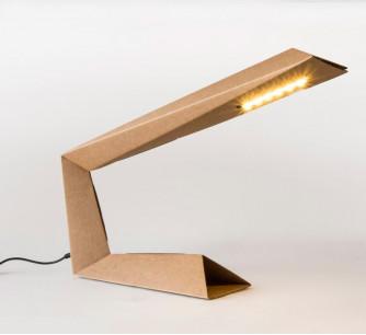 Lámpara de mesa LED Fattelo