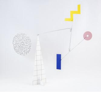 Escultura móvil Sidney