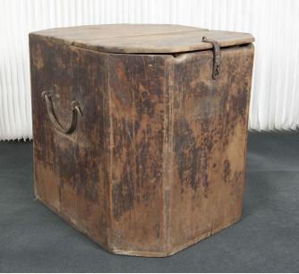 Cubo chino antiguo