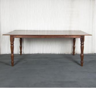 Mesa comedor de teca