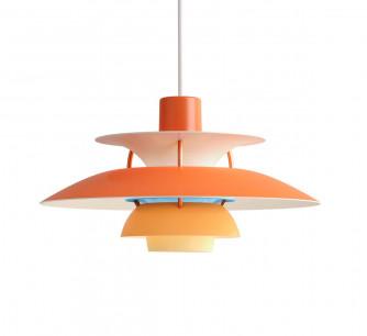 Lámpara de techo PH5 - Naranja