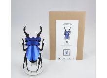 Escarabajo Stage Small - Cobalt Blue