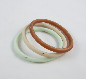 Set de 3 pulseras *Helena Rhoner