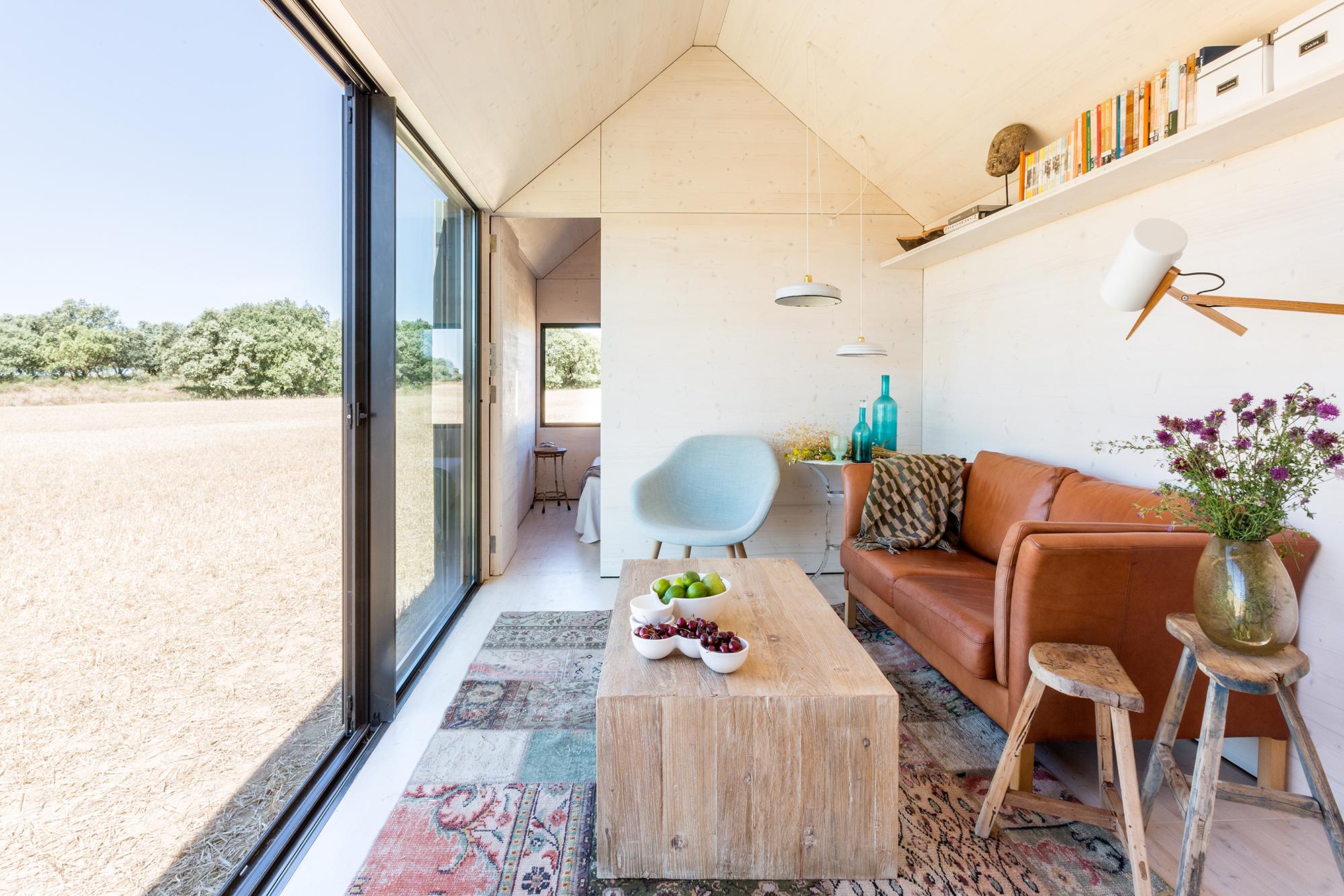 Casa Transportable APH80