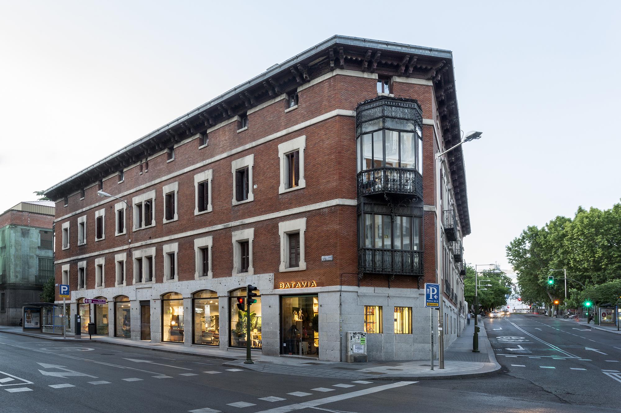 Tienda BATAVIA Madrid
