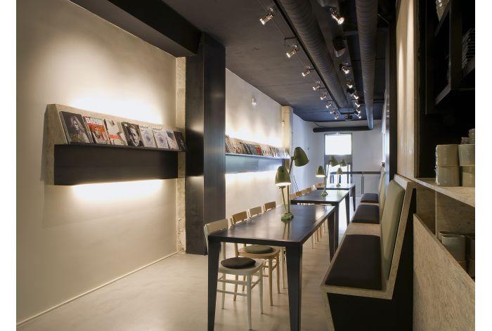 Restaurante Magasand - Columela 4