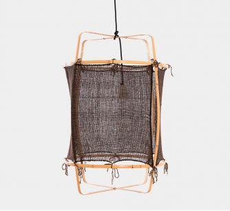 Lámpara de techo en Bambú Z22