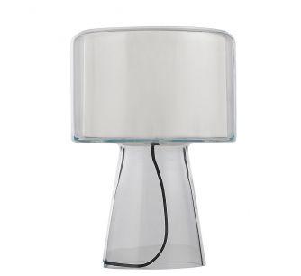 Lámpara Mercer M blanco perla