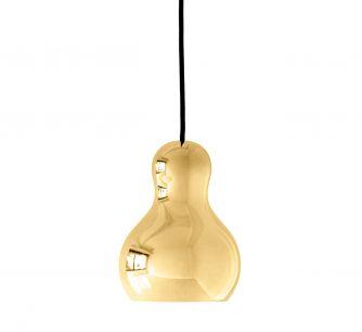 Lámpara de techo Calabash P1 - Dorada