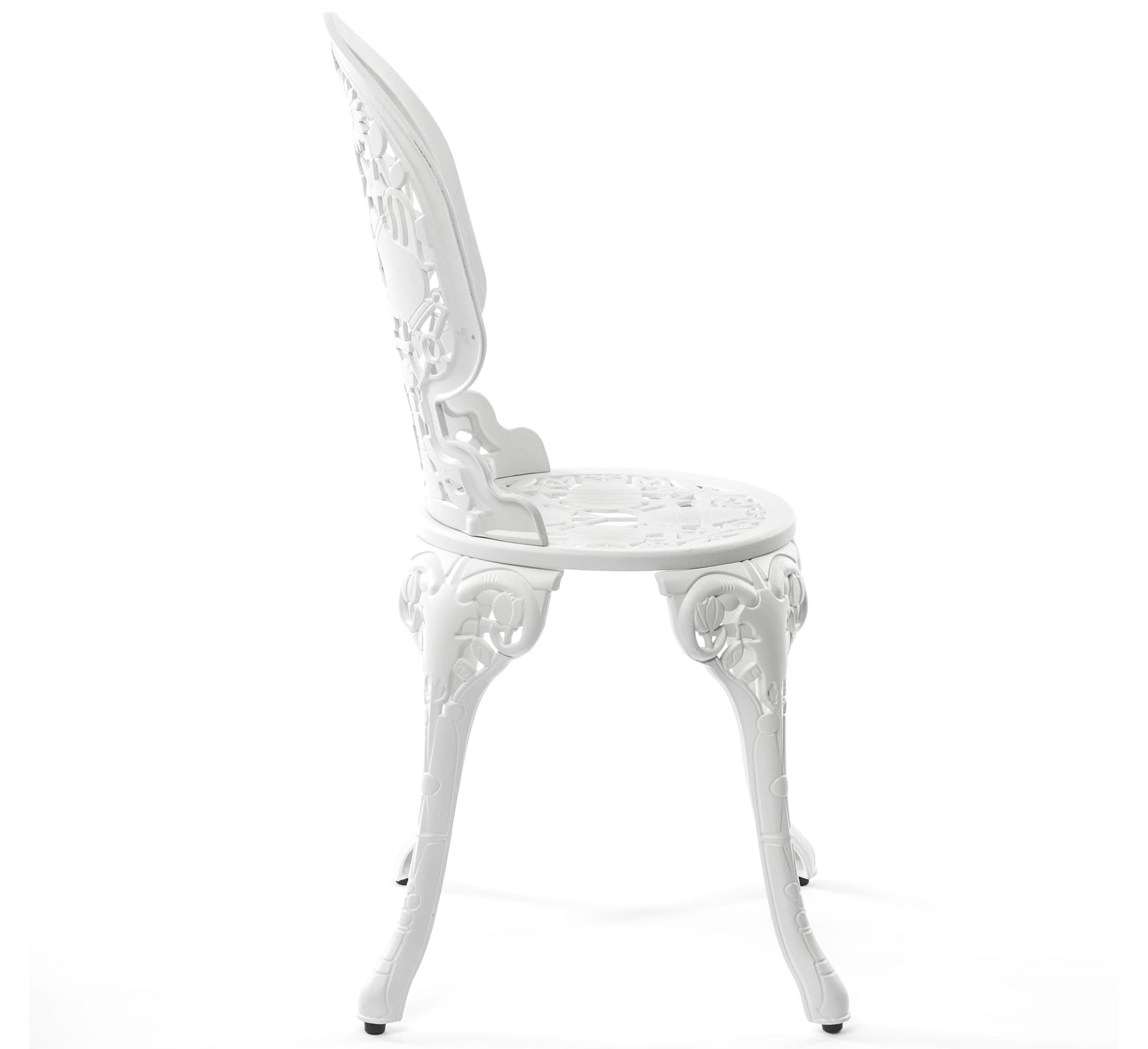 Silla Industry Colecction - Blanco
