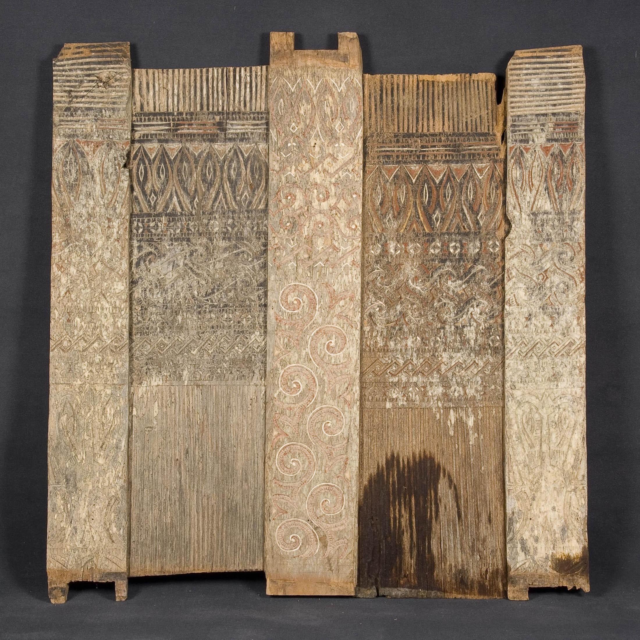 Cabecero y Panel antiguo | Batavia