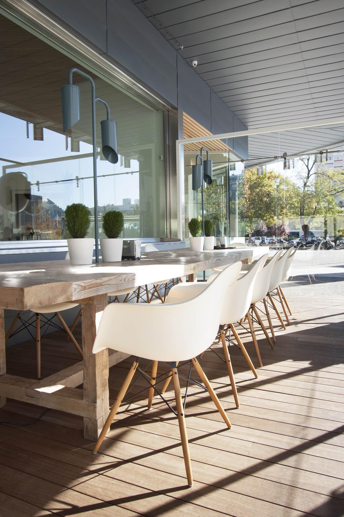 Restaurante Lateral Castellana 89