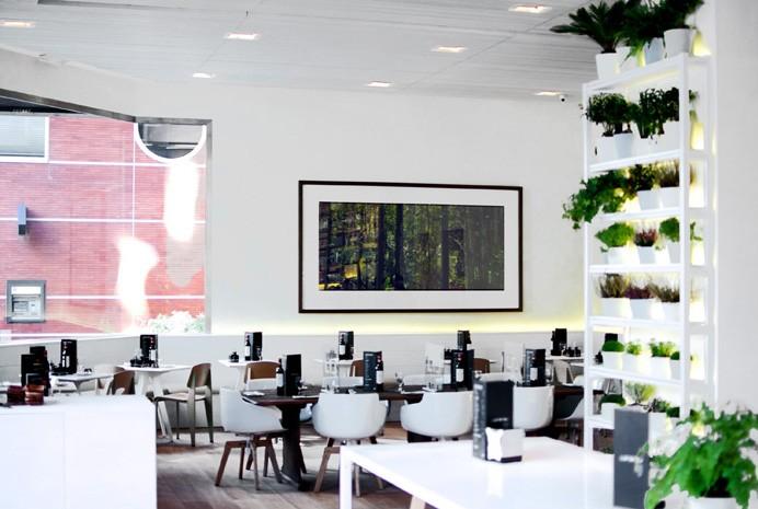 Restaurante Lateral Castellana 42