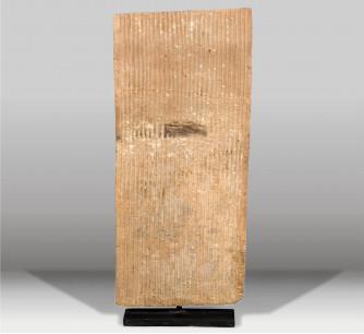 Panel antiguo de toraja