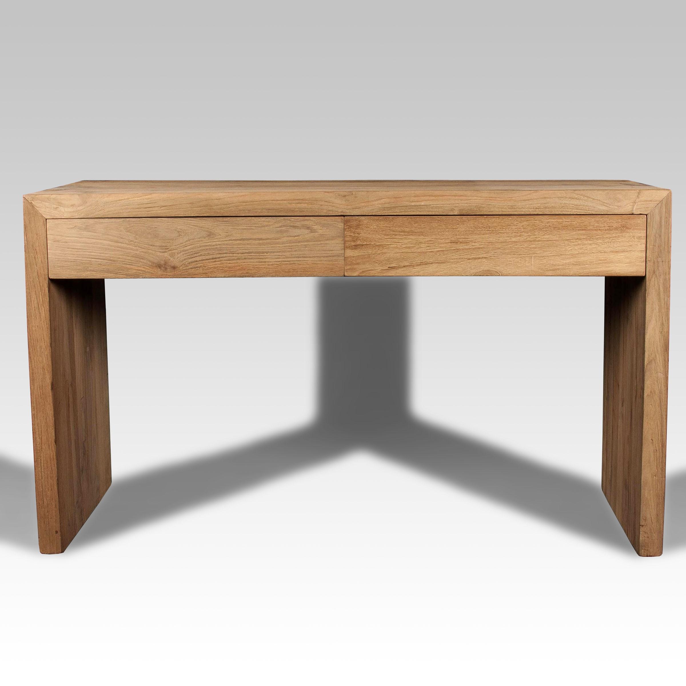 Escritorio y secreter batavia - Mesa escritorio madera ...