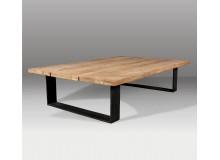 Mesa de centro 3 tableros de teca