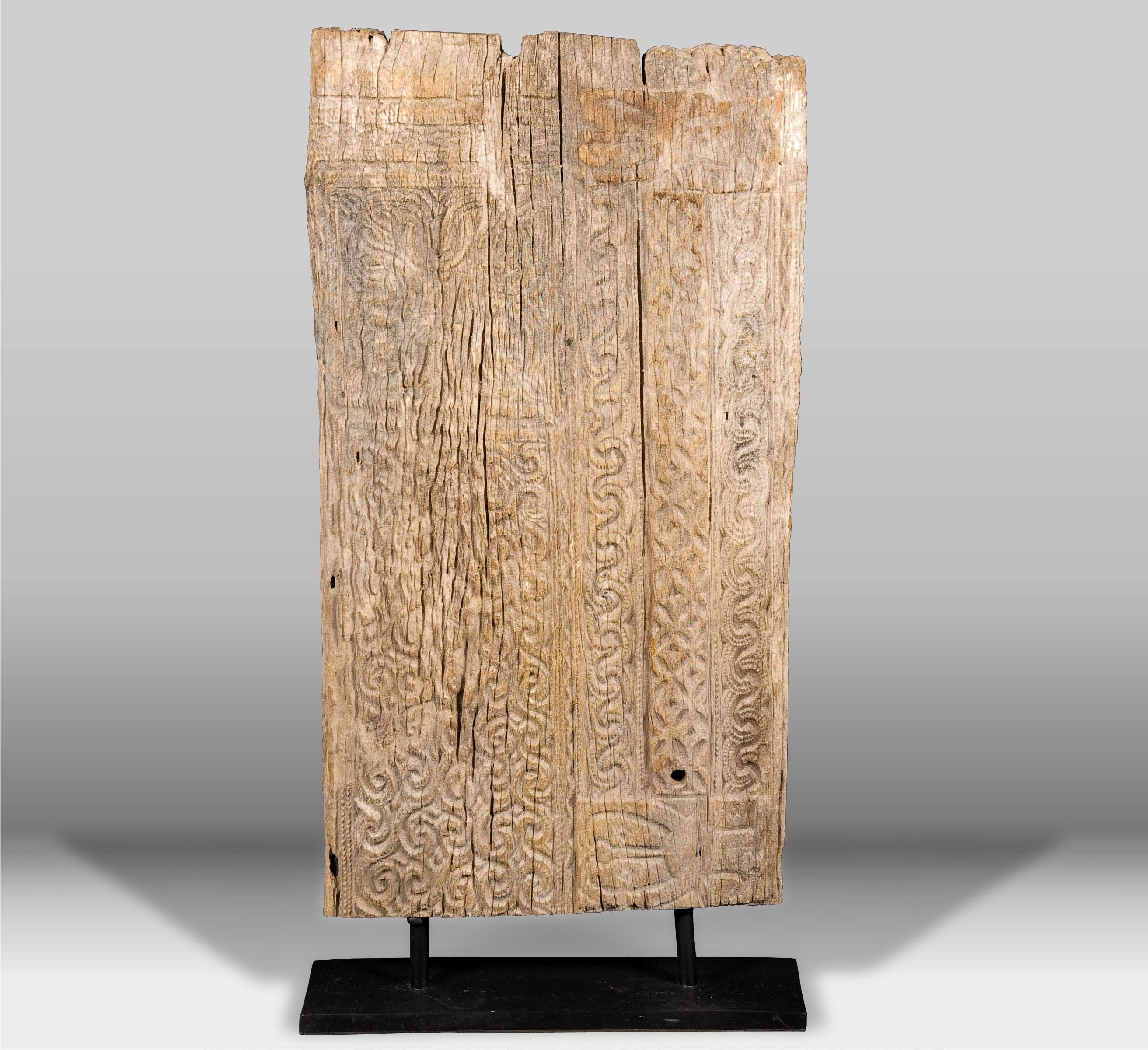 Escultura de una talla
