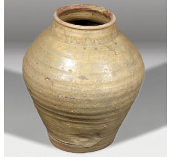 Tinaja de cerámica