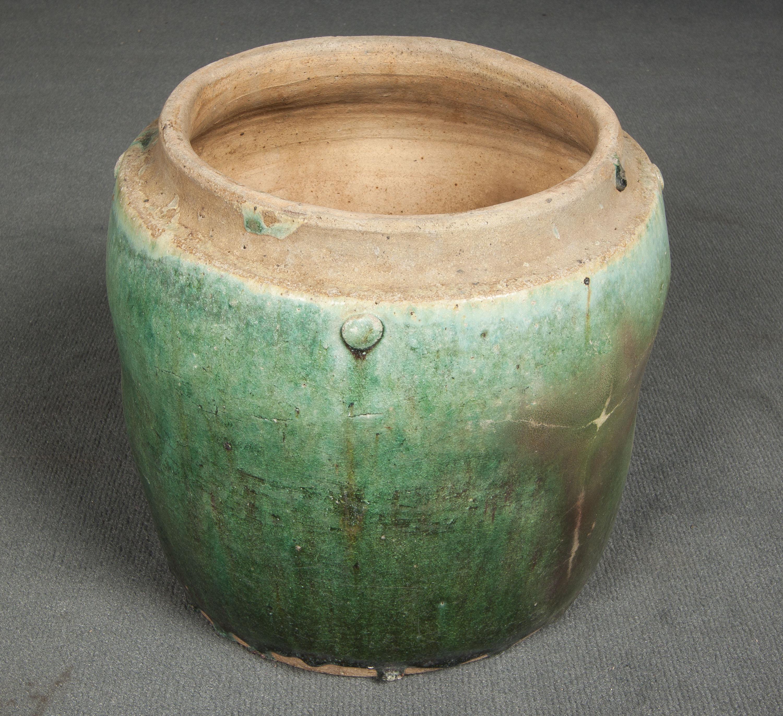 Tibores antiguos de cerámica