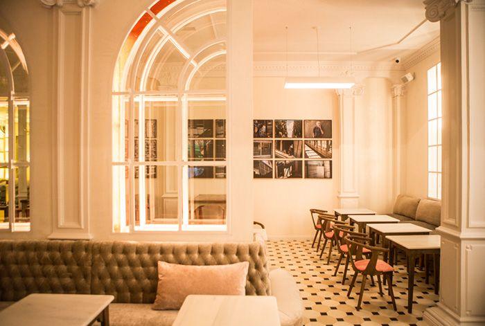 Amueblamiento restaurante Lateral Barcelona