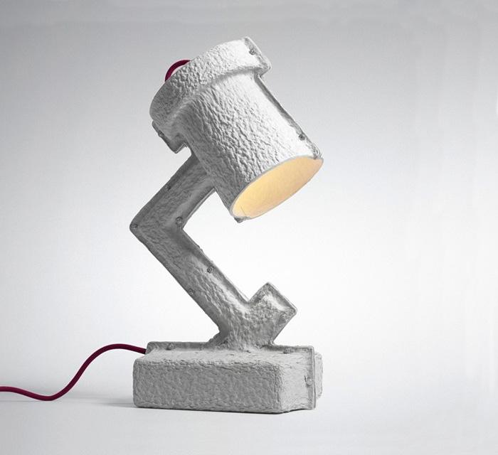 Lámpara de sobremesa Trash Me