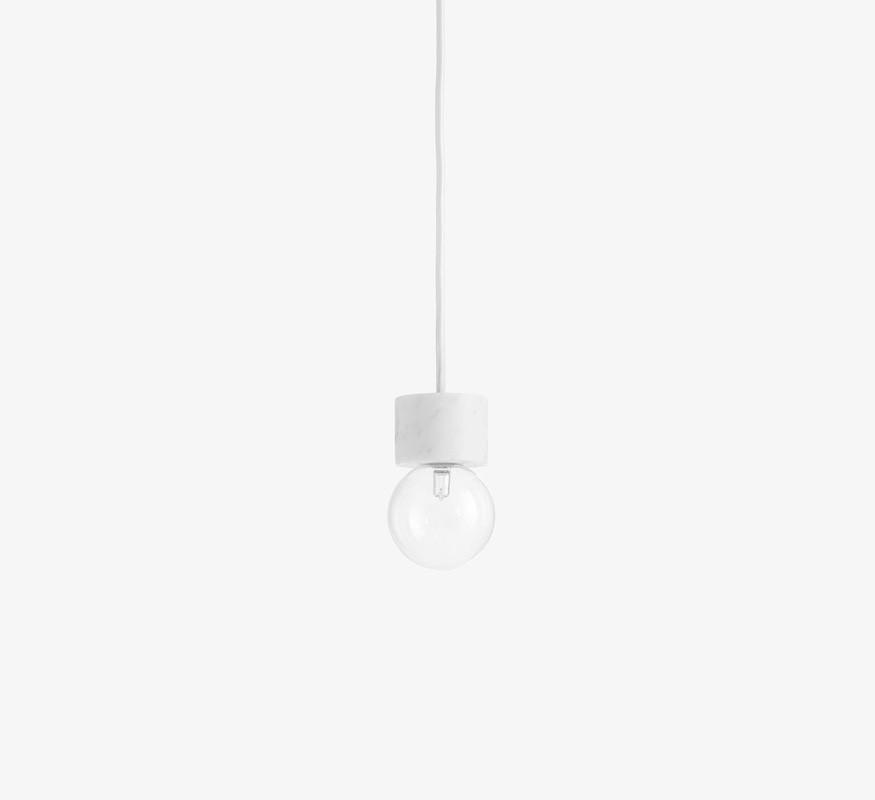 Lámpara de techo Marble * &Tradition