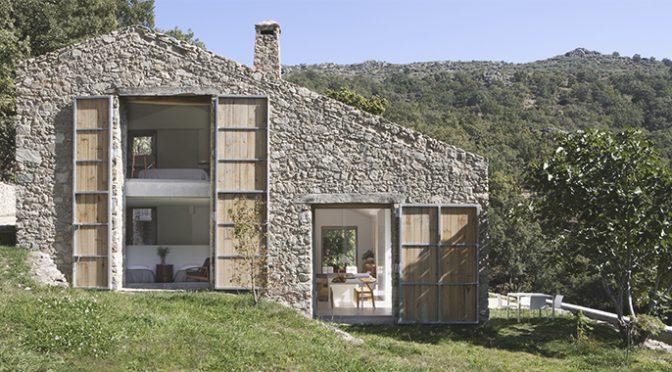 Cómo transformar un antiguo establo en una fabulosa vivienda