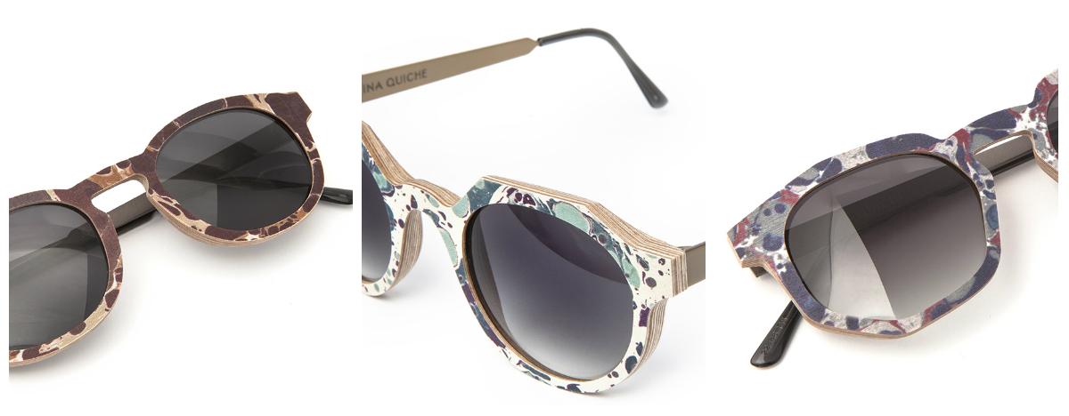 Gafas Nina Mur colección Ebru