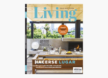 Proyecto de interiorismo de BATAVIA en la revista argentina Living