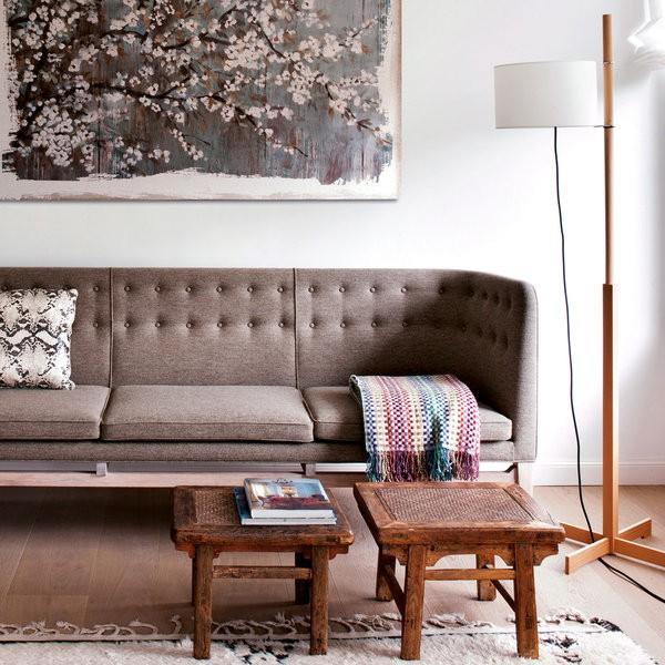 muebles de los años 60, Lámpara TMM Santa Cole años 60