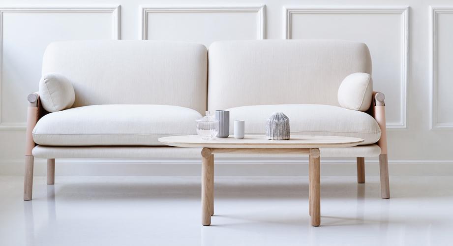 Sofas diseño nórdico savannah de Erik Jorgensen