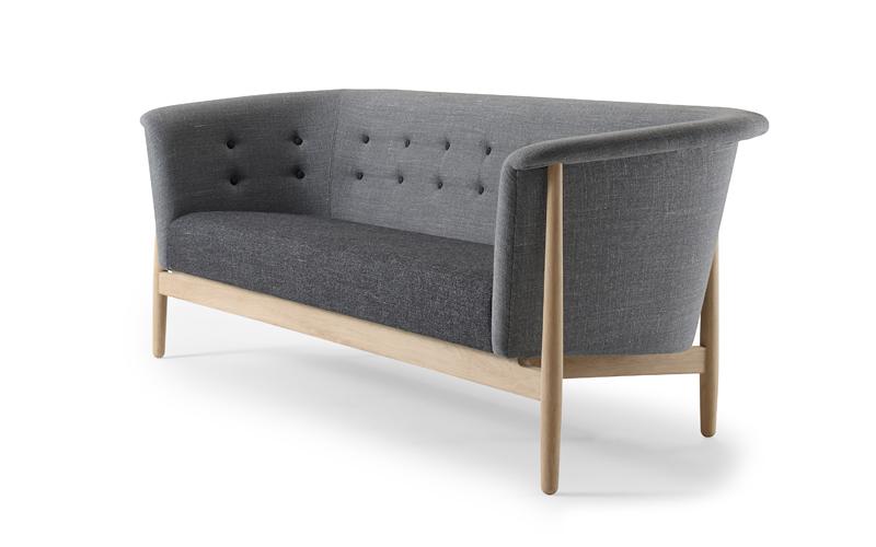 Sofás diseño escandinavo Vita Coach de Getama