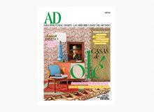 Ático en Madrid amueblado por BATAVIA en la revista AD