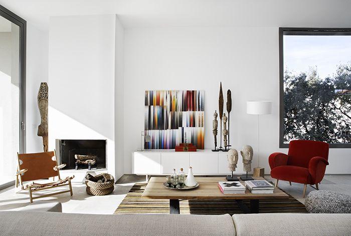 Butacas modernas un saln con personalidad Blog de muebles y