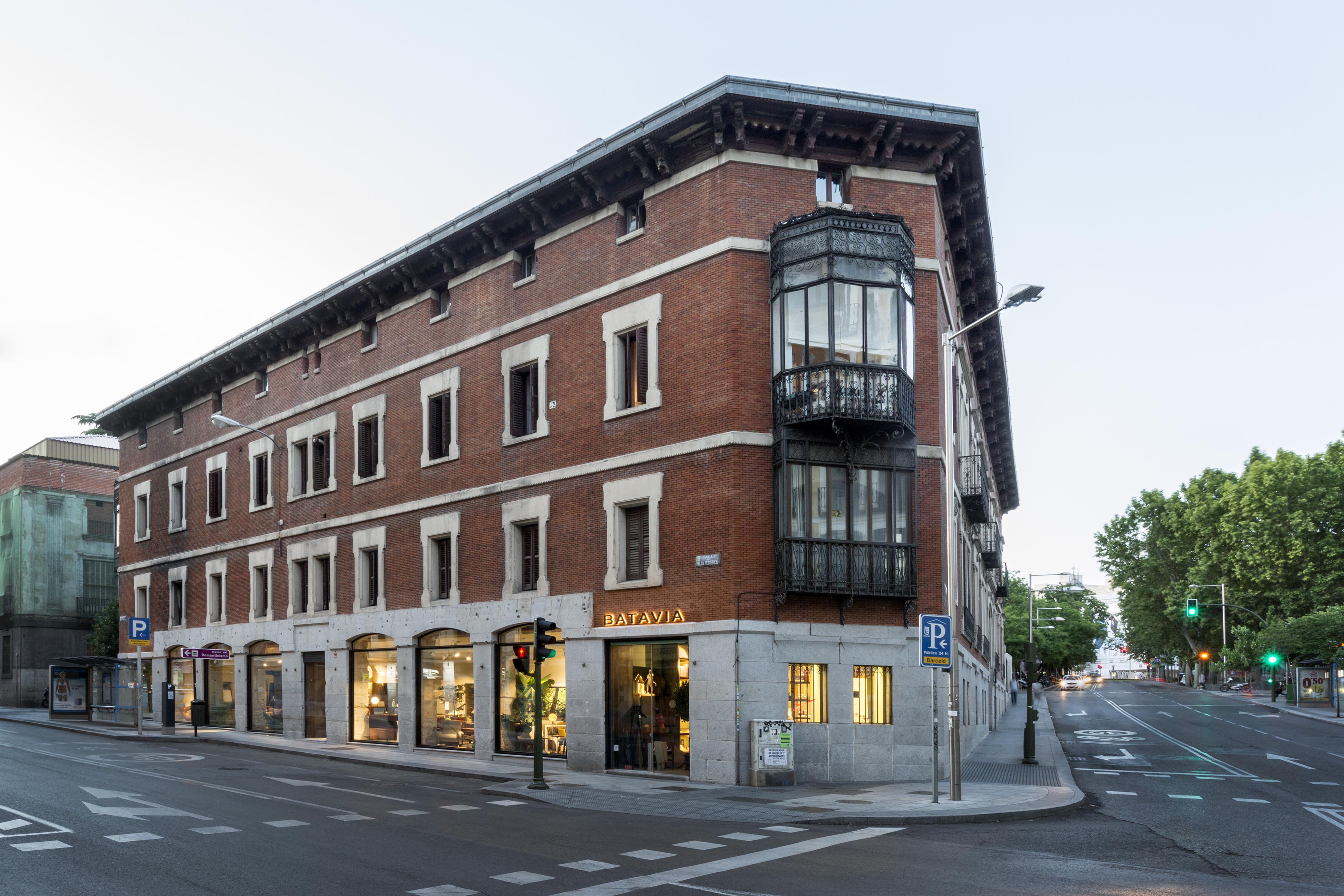 Nueva tienda de Batavia en el Palacio de Santa Bárbara