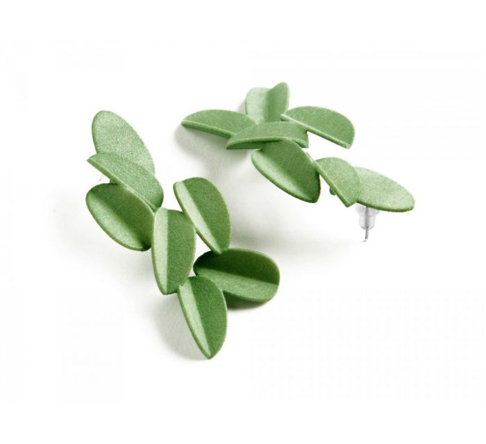 Pendientes Leaves disponibles en BATAVIA