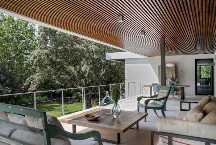 Muebles de exterior que se fabrican aunando estilo y funcionalidad