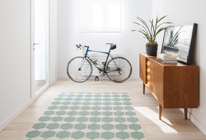 alfombra brita en interior proyecto batavia