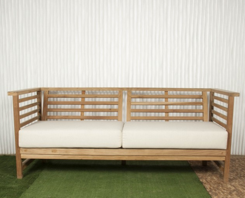Sofa coleccion Bat de 2 plazas disponible en BATAVIA