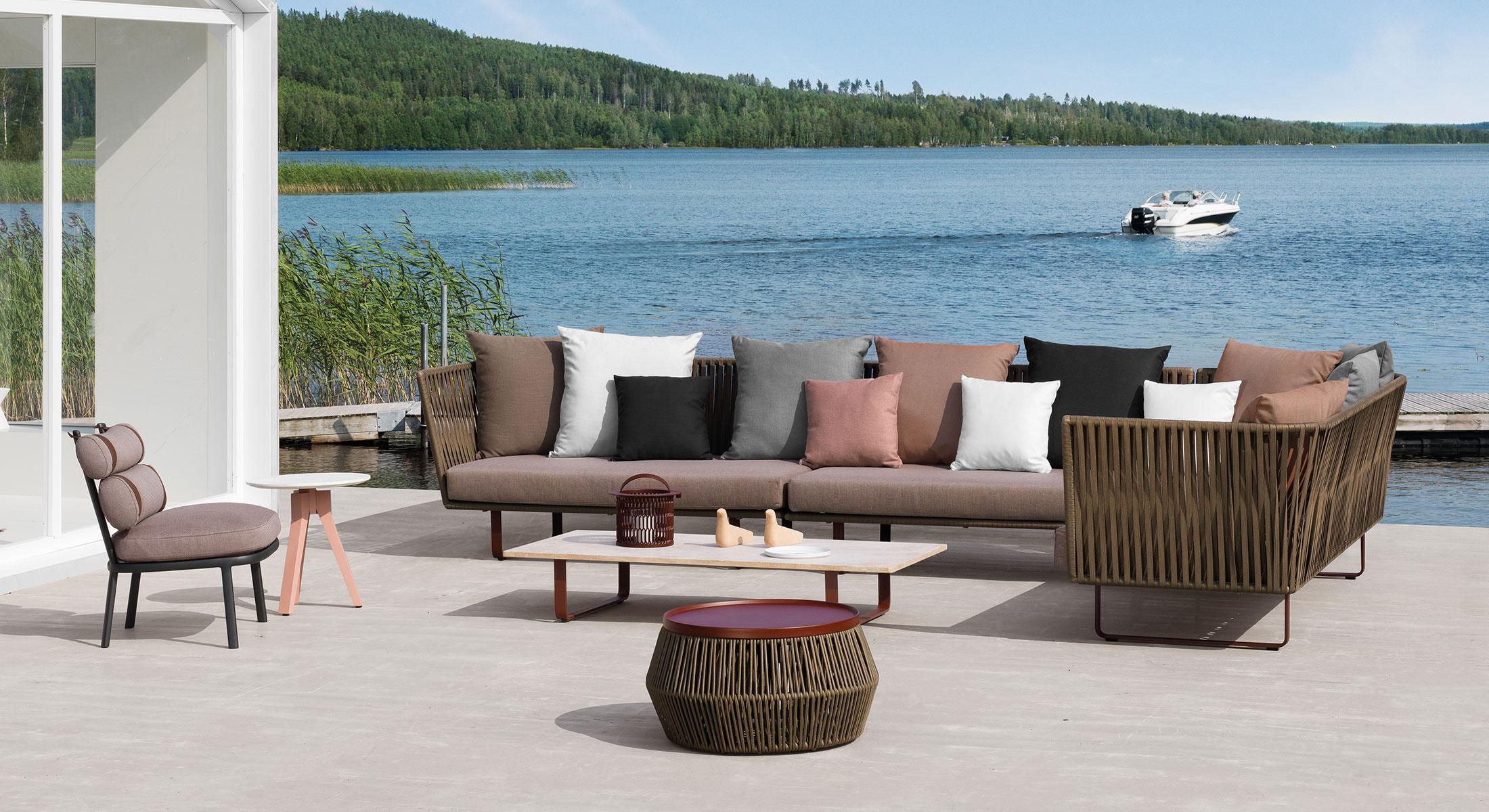 Tipos de muebles de exterior blog de muebles y decoraci n - Muebles de exteriores ...