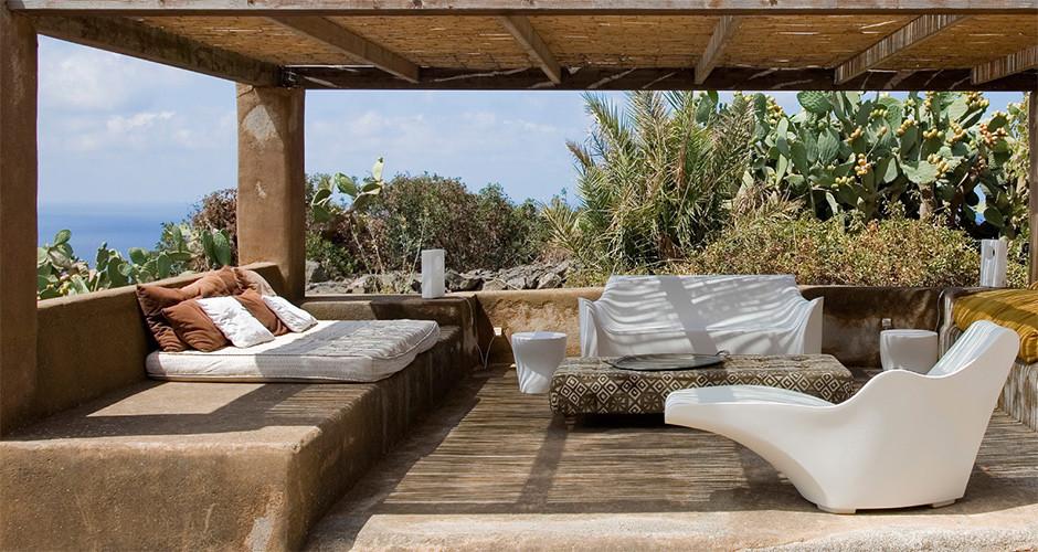 Sofa Tokyo de Driade disponible en batavia