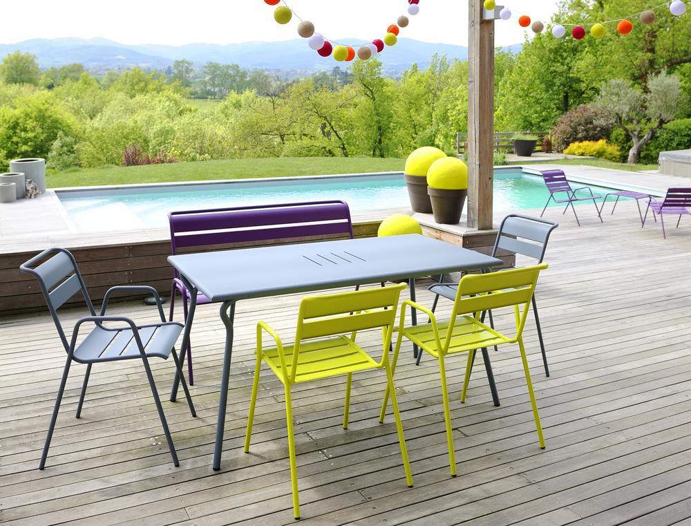 De qu material se hacen los bancos para exterior blog de muebles y decoraci n - Bancos de forja para exterior ...