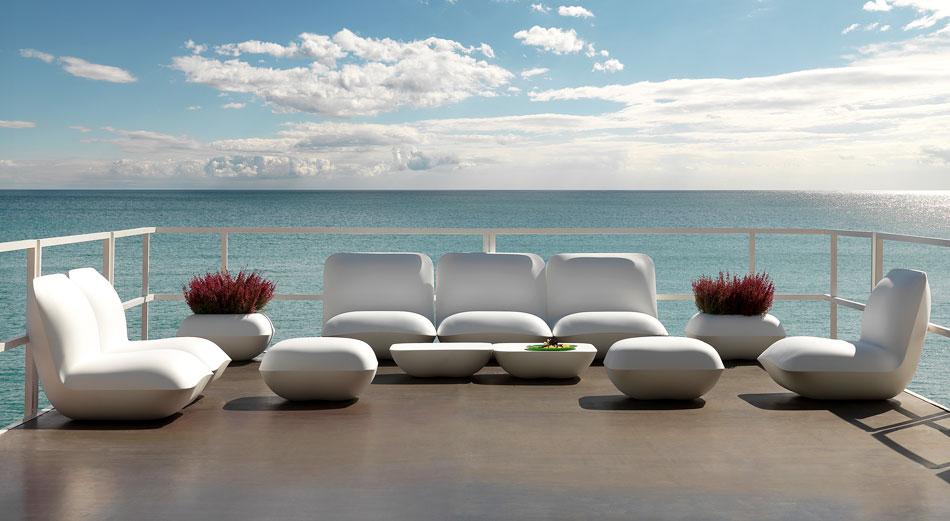 Marca Vondom fabricante español de muebles de jardín
